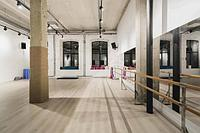 Дизайн интерьера фитнес центра