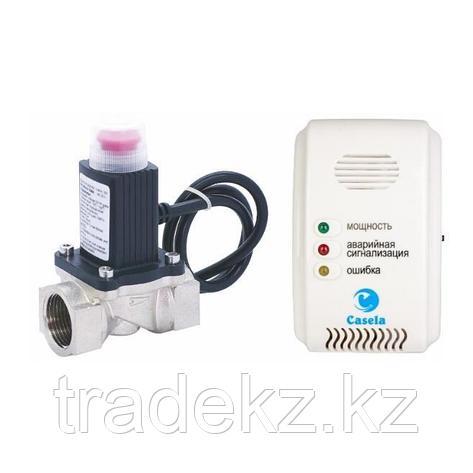 Газоанализатор бытовой с аварийным клапаном, фото 2