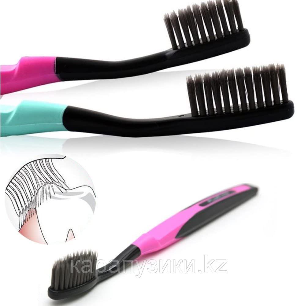 Зубная щетка с ершиком PLUS 153