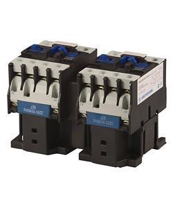 ПМЛ-2501 УХЛ4 Б, 220В/50Гц, 2р, 25А, реверсивный, без реле, IP00, пускатель электромагнитный  (ЭТ)