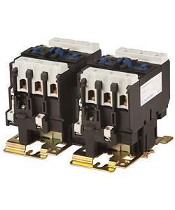 ПМЛ-4500 УХЛ4 Б, 220В/50Гц, 2р+2з, 63А, реверсивный, без реле, IP00, пускатель электромагнитный  (ЭТ