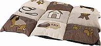 Лежак Trixie Patchwork для собак - 55 × 40 cm