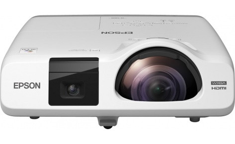 Проектор короткофокусный Epson EB-536Wi (White)