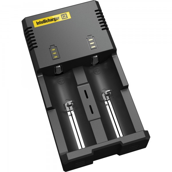Универсальное зарядное устройство для батареек Nitecore Intellicharger i2 v2014 - фото 2