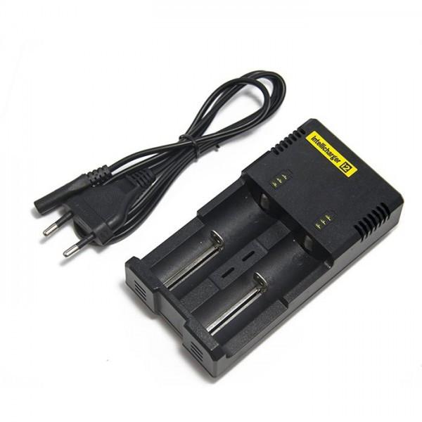 Универсальное зарядное устройство для батареек Nitecore Intellicharger i2 v2014 - фото 4