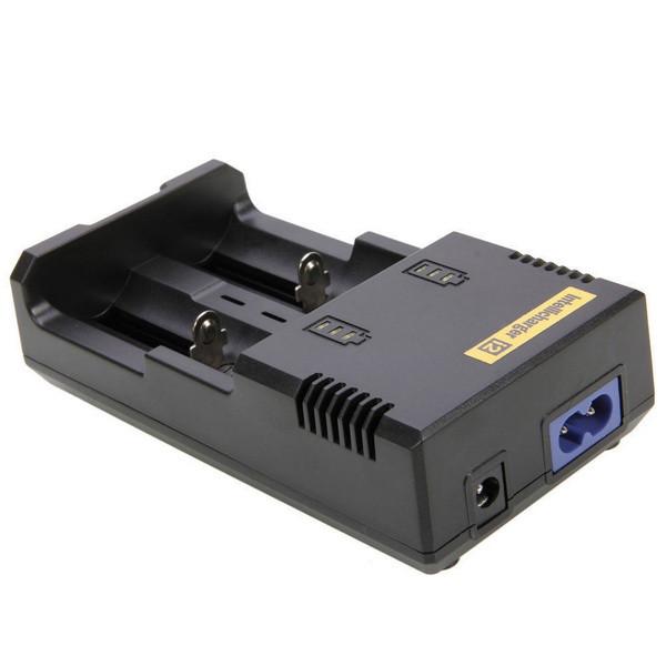 Универсальное зарядное устройство для батареек Nitecore Intellicharger i2 v2014 - фото 3