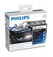 Светодиодные дневные ходовые огни Philips DayLight9 12831