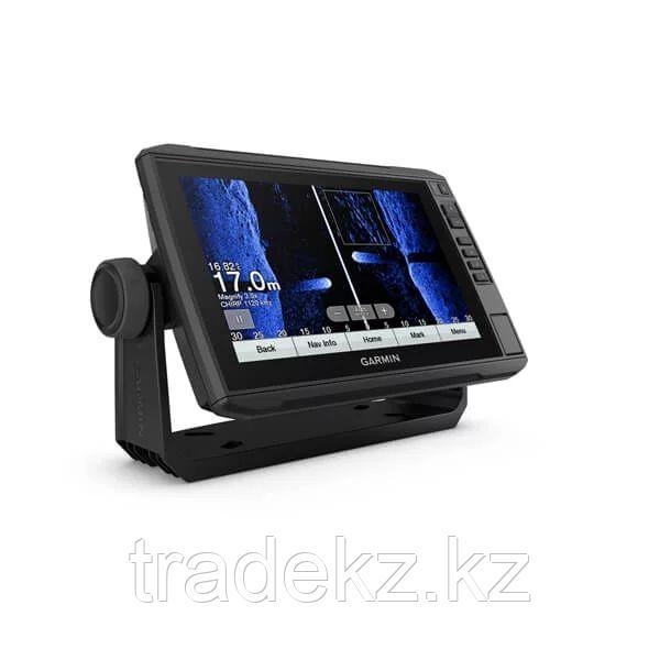 Эхолот-картплоттер с боковым сканированием ECHOMAP UHD 92sv, WW, w/GT54 (010-02341-01)