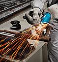 Угловая шлифовальная машина  BOSCH GWS 750-125 (Бош), фото 5