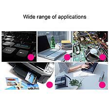 Мини usb пылесос для клавиатуры фиолетовый, фото 3