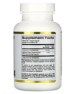 California Gold Nutrition, Коэнзим Q10 фармацевтической степени чистоты с экстрактом Bioperine, 100 мг, 150 ра, фото 2