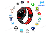 Умные часы с HD камерой Smart Watch V9