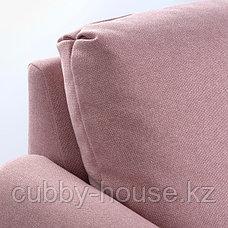 ГРУННАРП Кресло, Гуннаред светлый коричнево-розовый, фото 3
