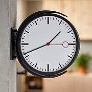 БИССИНГ Настенные часы, черный28 см