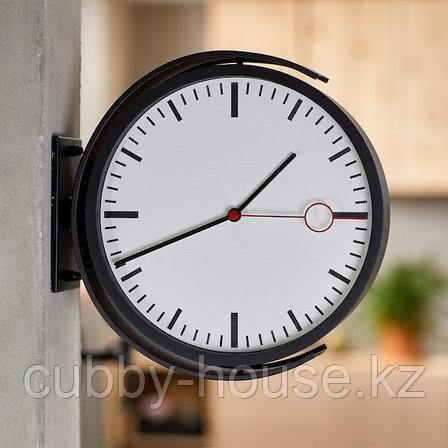БИССИНГ Настенные часы, черный28 см, фото 2