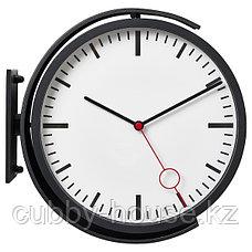 БИССИНГ Настенные часы, черный28 см, фото 3