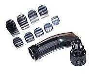 Машинка для стрижки волос ROWENTA Vacuum Hair #4350-0052 с 9 насадками №29916