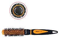 Брашинг №2021 керамический Ø25 (черно-оранжевый) AISULU №53066(2)