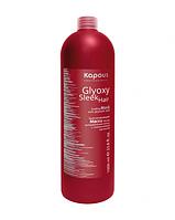 Маска KAPOUS после выпрямления волос Glyoxy Sleek Hair 1000 мл №51079
