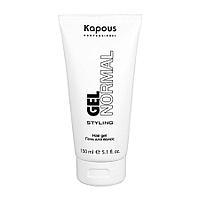 Гель для волос Kapous Gel Normal 150 мл №68797