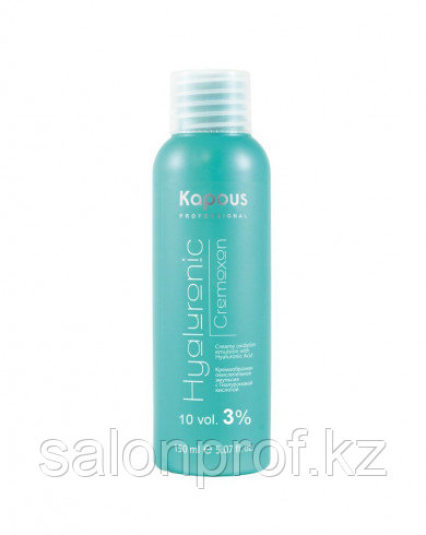Оксидант HYALURONIC KAPOUS 3% 150 мл №55985