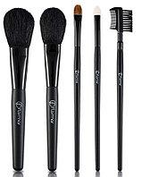 Набор кисточек Make up Brush Set (5 шт) №82070