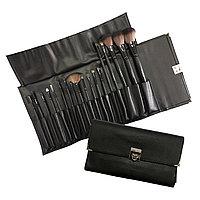 Набор кистей для макияжа MAC-1820 - 18 шт. (колонок) №2790