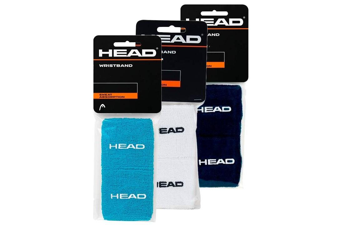 Теннисные напульсники Head  Wristband 2.5''