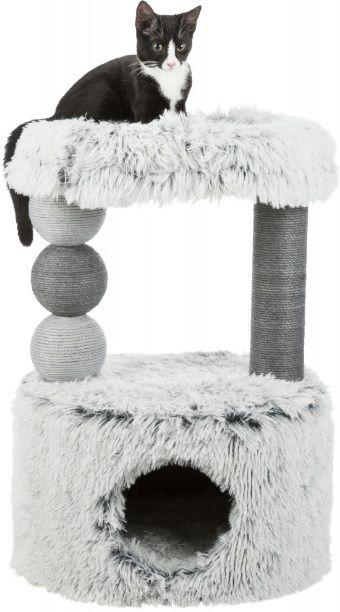 Когтеточка Trixie - Harvey  когтеточка и место для сна, 73 cm, grey