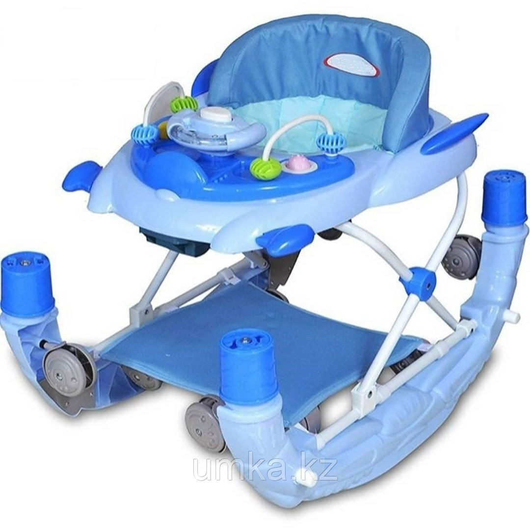Детские ходунки качалка Baby Walker 102
