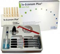 """Пломбировочный материал светового отверждения """"Te-Econom Plus Intro Pack"""", 4 шприца"""