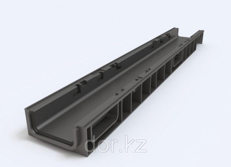 Лоток 100.65 h69 пластиковый (черный)