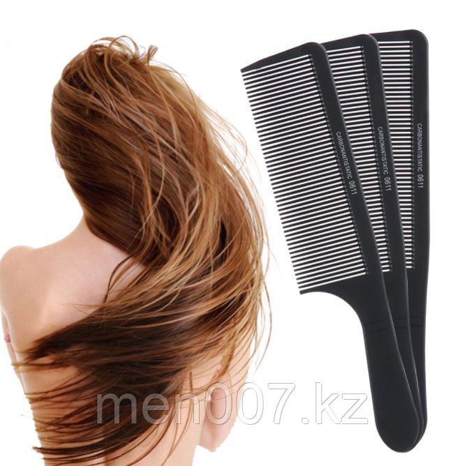 Антистатическая карбоновая расческа для волос Toni&Guy - фото 2