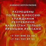 Разрешены полеты в Россию на прямых рейсах