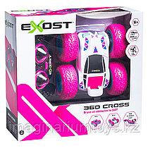 Радиоуправляемая машинка для девочек 360 Кросс Silverlit