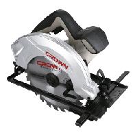 CT 15188-190 CROWN Пила дисковая 1500Вт, 5000 об/мин, диск 190мм, 3,5 кг