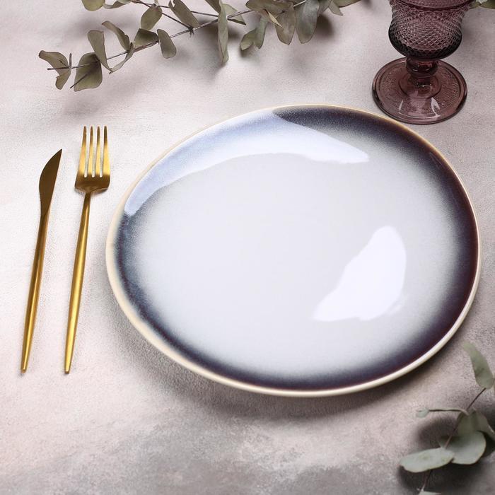 Тарелка обеденная «Круиз», 27×2,5 см