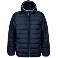 Куртка пуховая мужская Tarner Comfort, размер S, цвет тёмно-синий