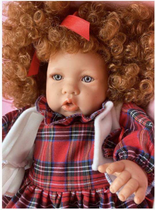 Кукла Нило, 48 см (Carmen Gonzalez, Испания) - фото 1