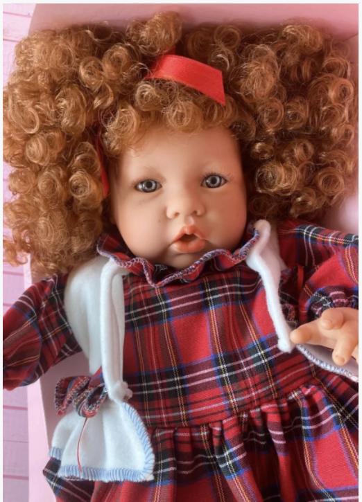 Кукла Нило, 48 см (Carmen Gonzalez, Испания) - фото 2
