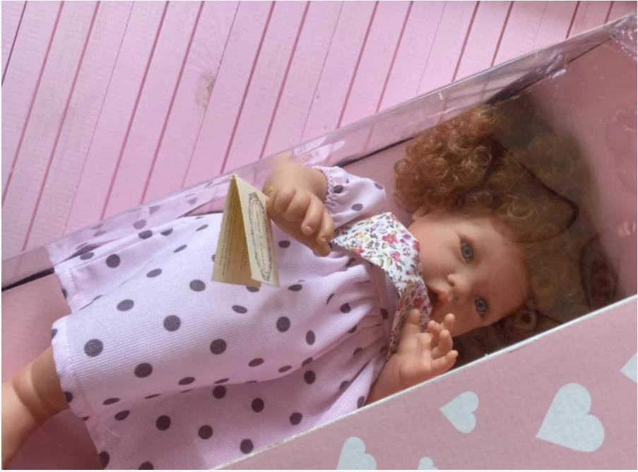 Кукла Нило, 48 см (Carmen Gonzalez, Испания) - фото 3