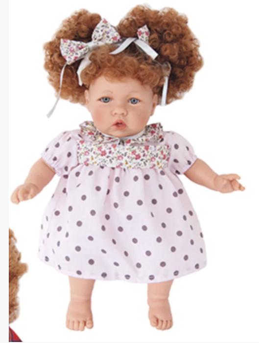 Кукла Нило, 48 см (Carmen Gonzalez, Испания) - фото 4