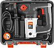 Перфоратор SDS-plus, ЗУБР ЗП-26-750 ЭК, 2.6 Дж, 0-1000 об/мин, 0-4800 уд/мин, 750Вт, кейс, фото 2