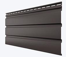 Софит виниловый Темно-Коричневый 3000X340 мм без перфорации Технониколь