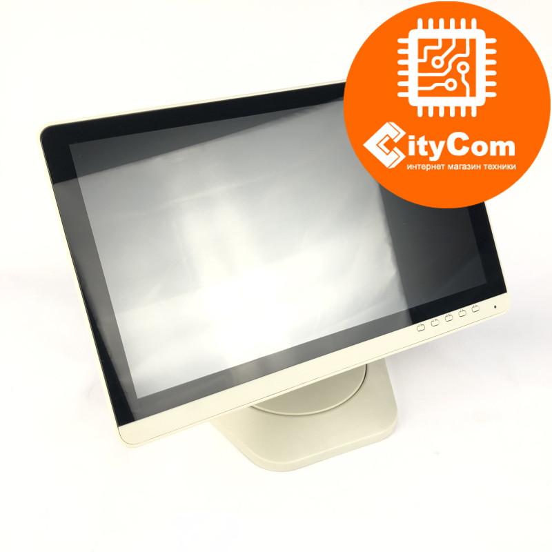 "POS Монитор 11.6"" TVS LP-11R6, White, POS monitor, LED, 1366*768"