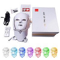 Аппарат LED маска с шеей