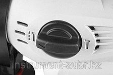 Перфоратор SDS-plus, ЗУБР ЗП-805ЭК, 3.8 Дж, 800 об/мин, 3000 уд/мин, 805 Вт, кейс, фото 2