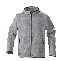 Куртка флисовая мужская Richmond, размер XXL, цвет серый меланж