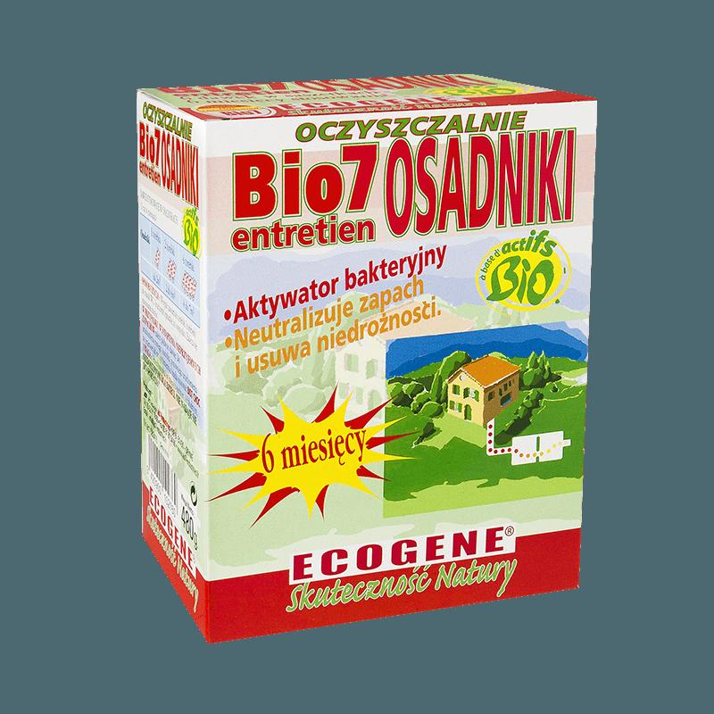 Для септика Bio 7 entretien fosses