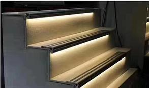 Светодиодные светильники для освещения уличных лестниц